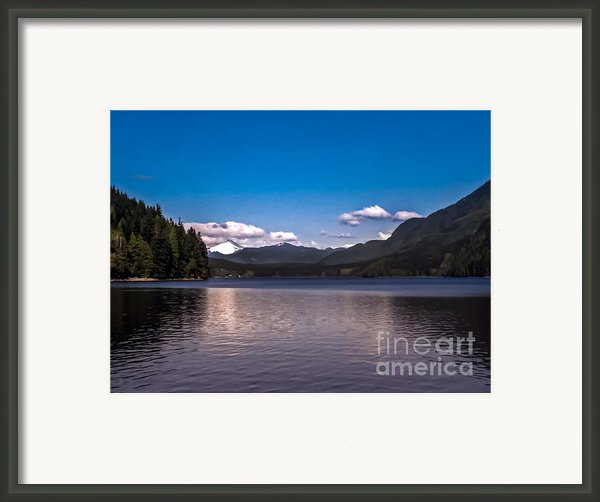 Beautiful Bc Framed Print By Robert Bales