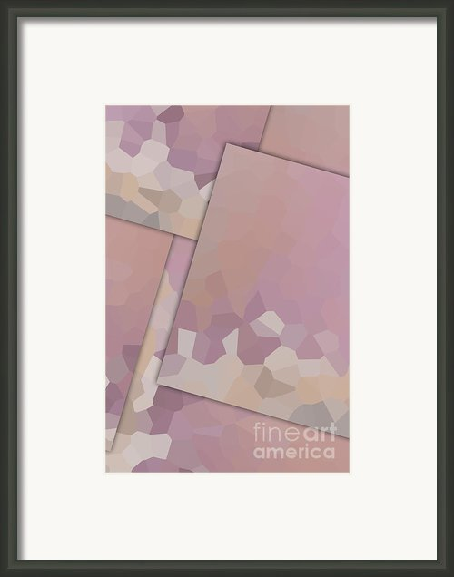 Beautiful Pixels Framed Print By Mohammed Fahad Fisal Al Dossary
