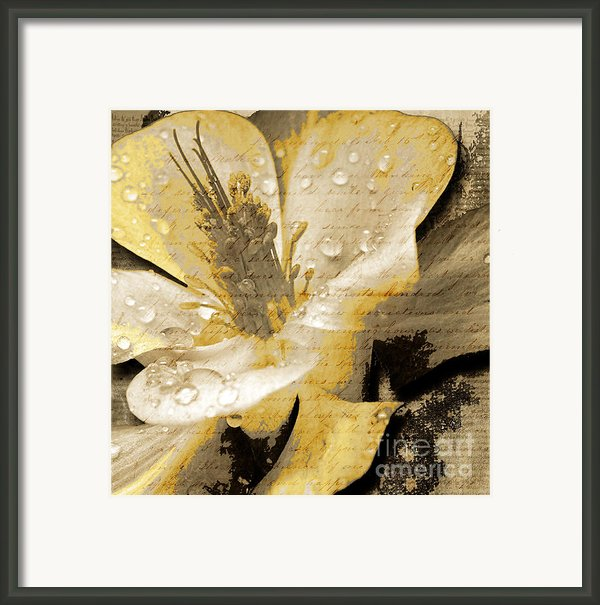 Beauty Iv Framed Print By Yanni Theodorou