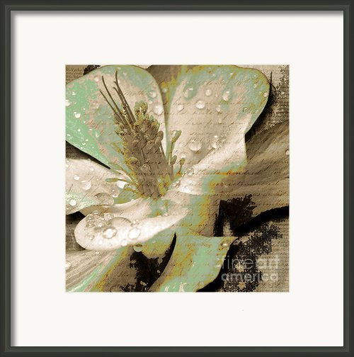 Beauty Vi Framed Print By Yanni Theodorou