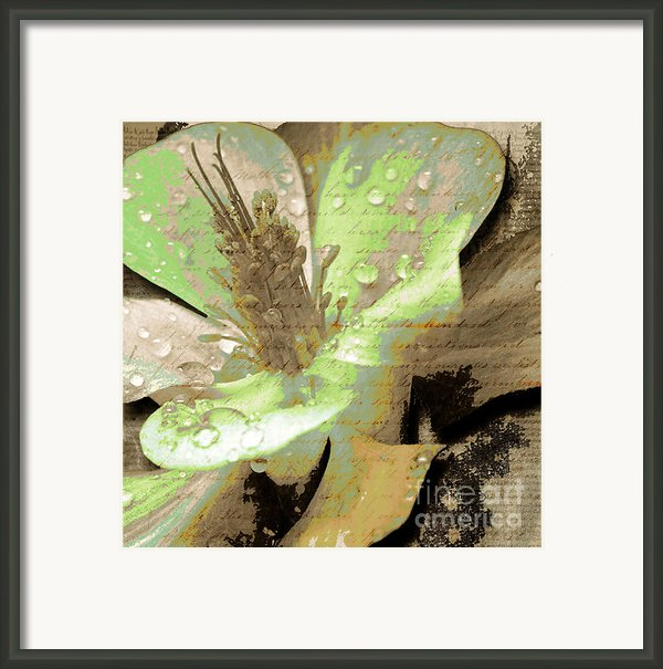 Beauty Viii Framed Print By Yanni Theodorou