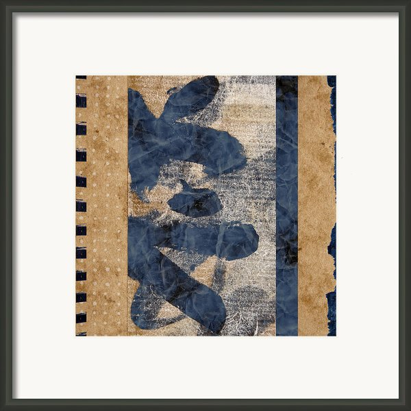 Behind The Screen Framed Print By Carol Leigh