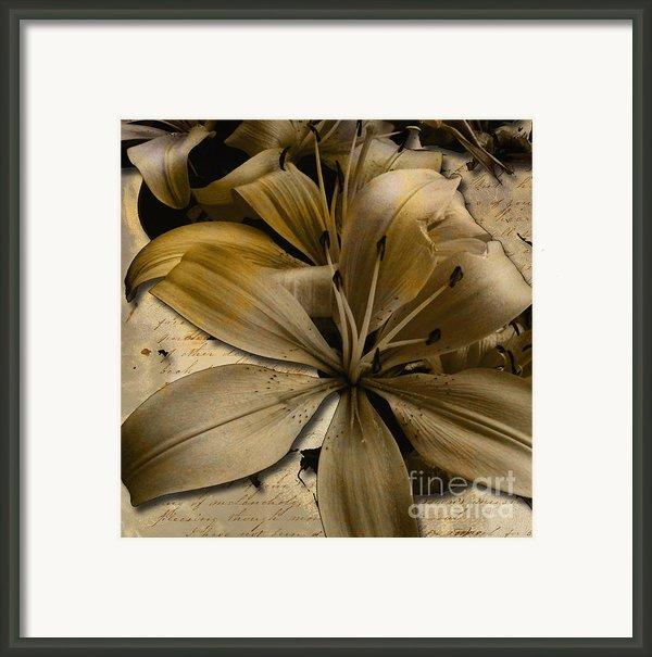 Bei Framed Print By Yanni Theodorou