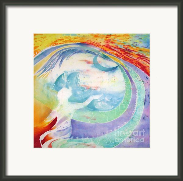 Beloved   Framed Print By Anna Lisa Yoder