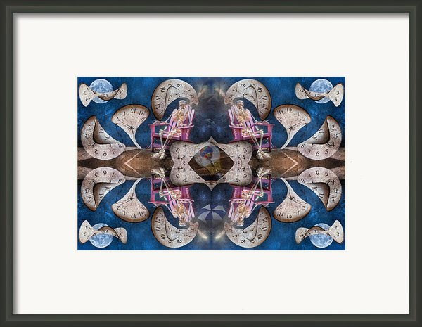 Between Time Framed Print By Betsy A Cutler Islands And Science