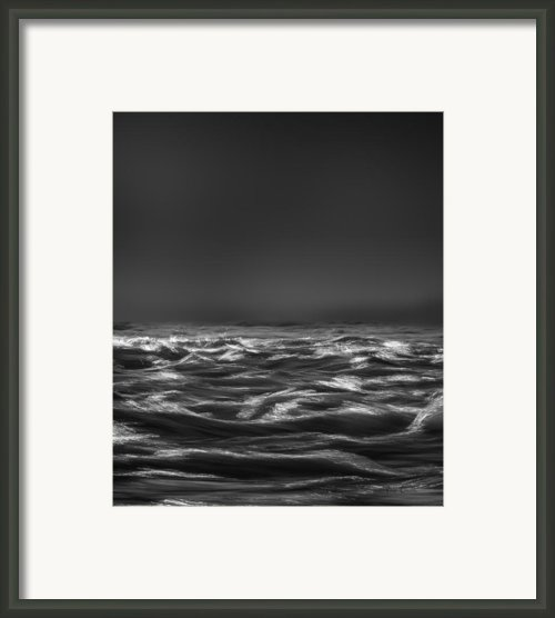 Beyond The Sea Framed Print By Bob Orsillo