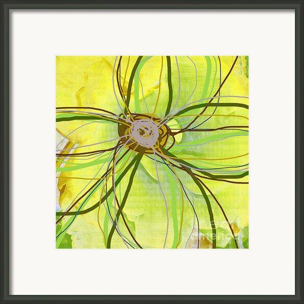 Big Pop Floral Ii Framed Print By Ricki Mountain