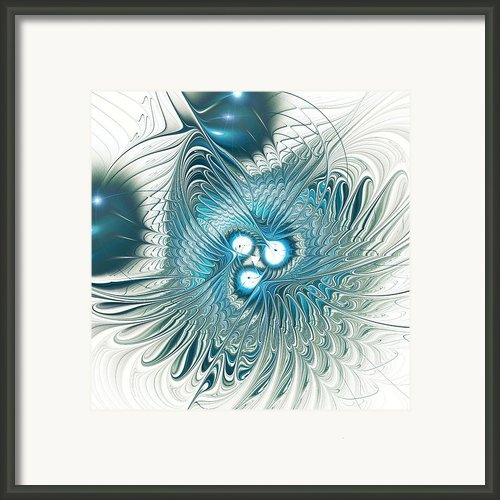 Blend Framed Print By Anastasiya Malakhova