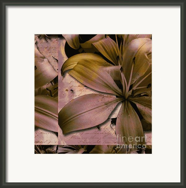 Bliss Framed Print By Yanni Theodorou