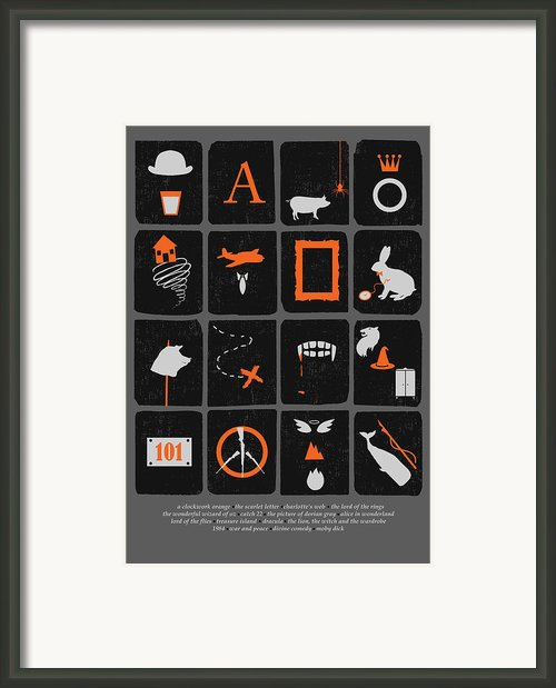Books Are Good For You Framed Print By Budi Satria Kwan