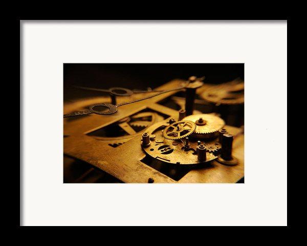 Breach Of Time Framed Print By Jon Emery