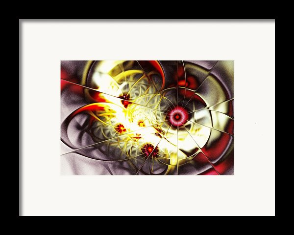 Breakthrough Framed Print By Anastasiya Malakhova