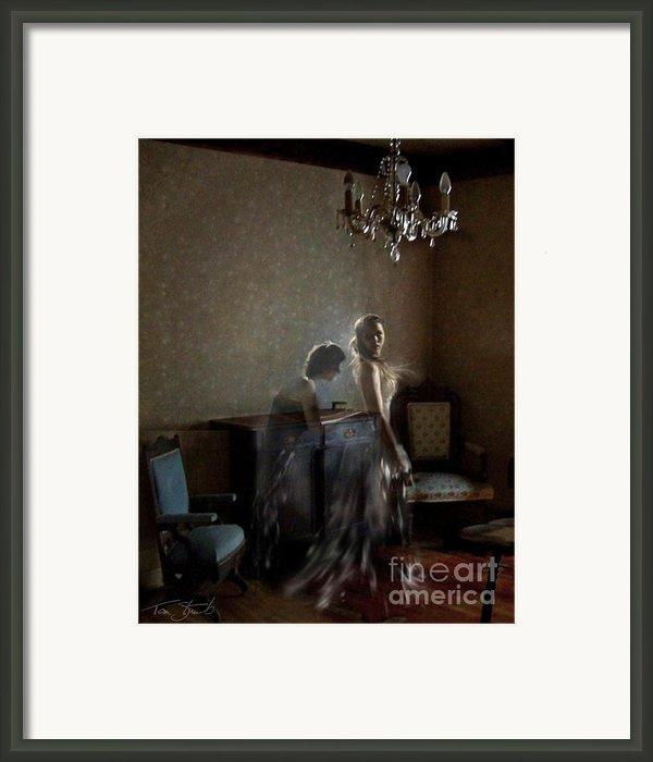 Brides Maid Framed Print By Tom Straub