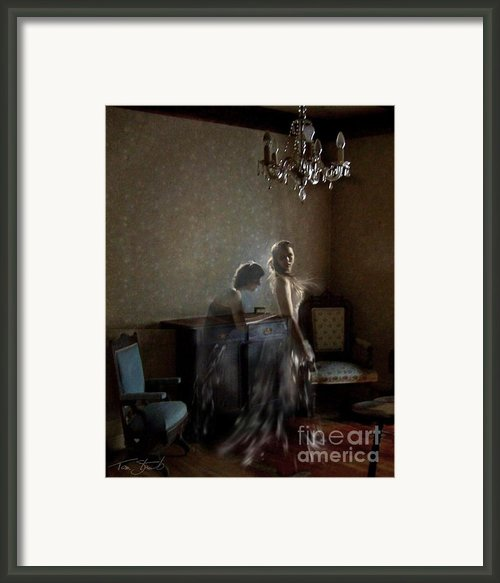 Brides Maid Framed Print By Tom Straub