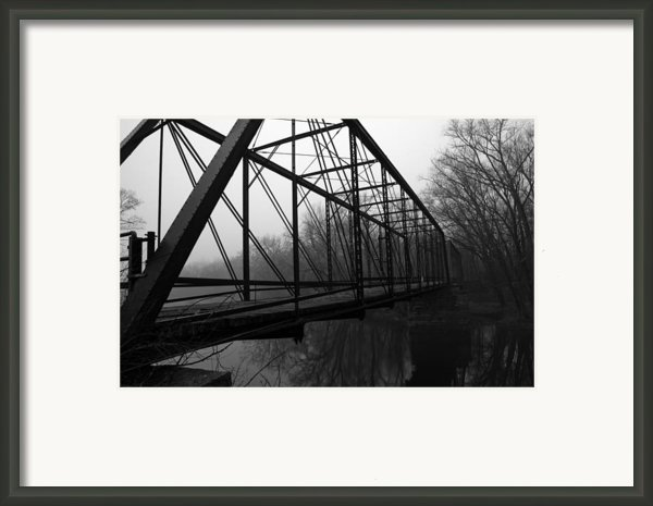 Bridge Framed Print By Off The Beaten Path Photography - Andrew Alexander