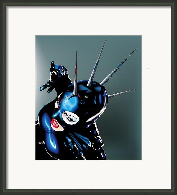 Bright Framed Print By Brian Gibbs