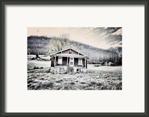 Broken Virginia Framed Print By Emily Stauring