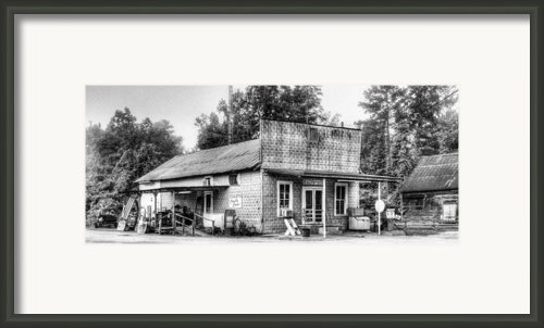 Brooklyn Alabama Framed Print By Jc Findley