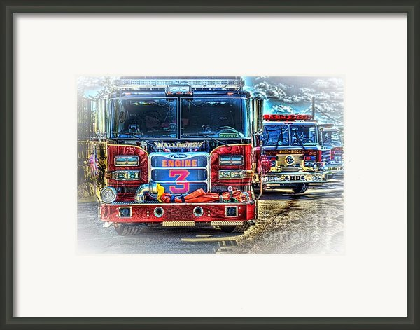 Brute Strength Framed Print By Arnie Goldstein