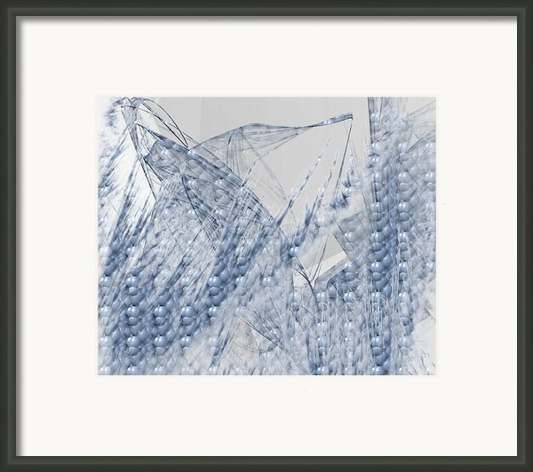 Bubble Wrap Framed Print By Camille Lopez