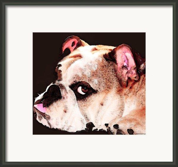 Bulldog Art - Let