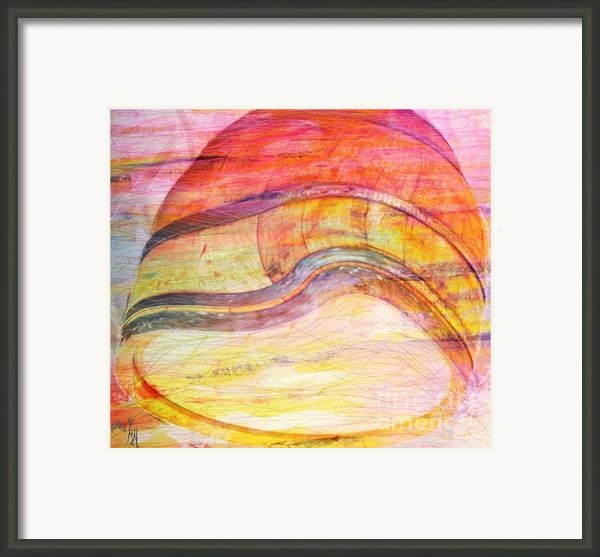 Bumped Wine Barrel Framed Print By Painterartist Fin And Maestro