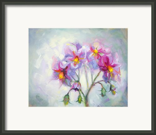 Buried Treasure Framed Print By Talya Johnson