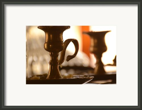 Burn Out Framed Print By Deann Brice