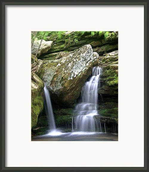By The Kings River Framed Print By Marty Koch