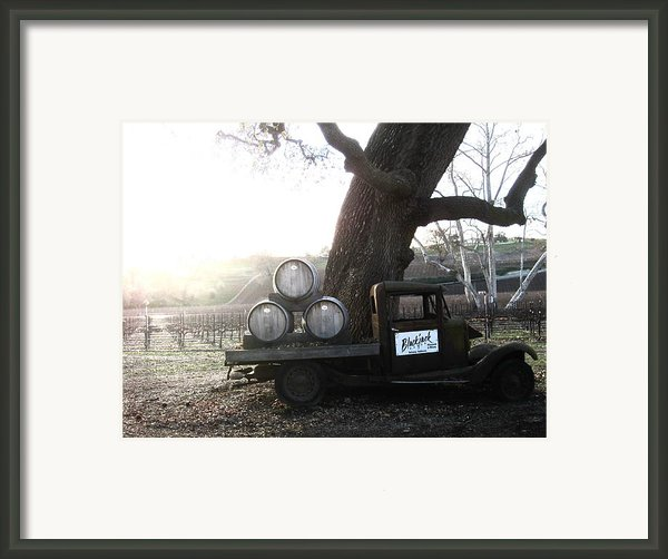 Bygone Era Framed Print By Paul Foutz
