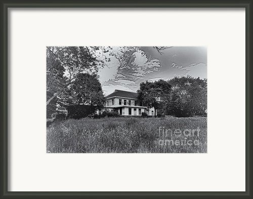 Camp 30 Number 1 Framed Print By Steve Nelson