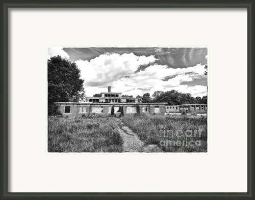 Camp 30 Number 10 Framed Print By Steve Nelson