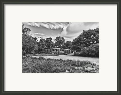 Camp 30 Number 7 Framed Print By Steve Nelson
