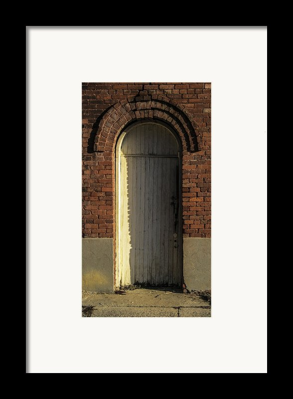 Can I Come In  Framed Print By Steven  Taylor