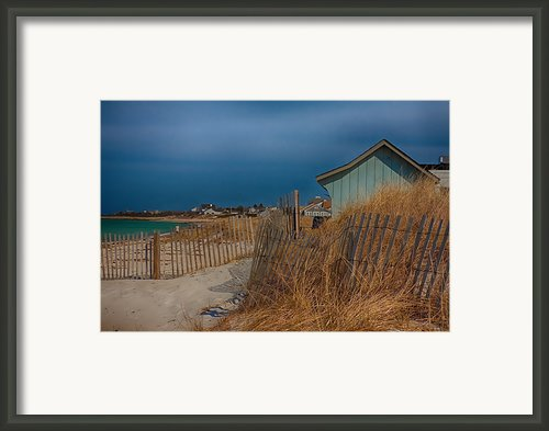 Cape Cod Memories Framed Print By Jeff Folger