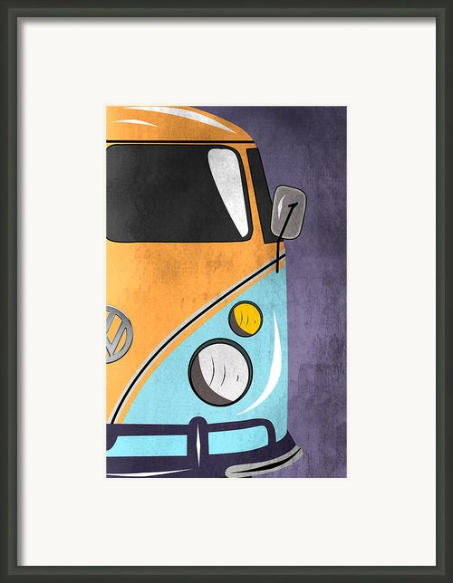 Car  Framed Print By Mark Ashkenazi