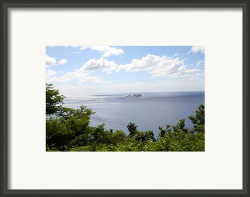 Caribbean Cruise - St Thomas - 1212139 Framed Print By Dc Photographer