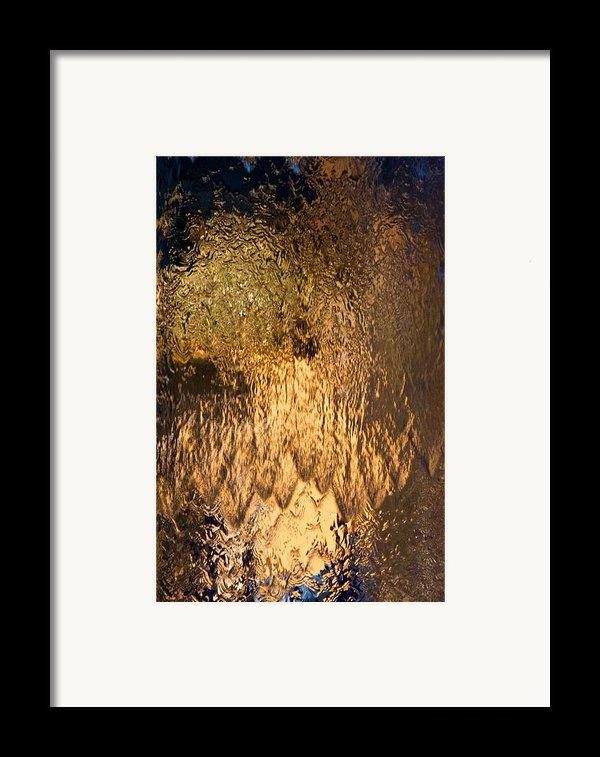 Cascade Ii Framed Print By Wdm Gallery