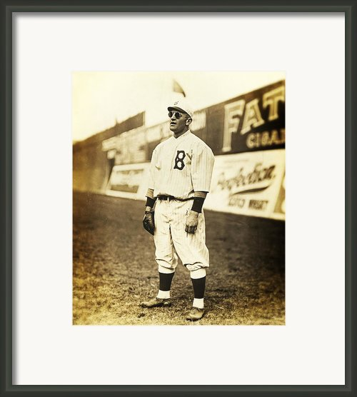 Casey Stengel Framed Print By The  Vault