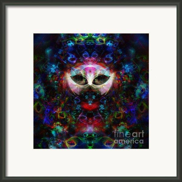 Cat Carnival Framed Print By Klara Acel