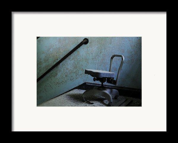 Catatonic Framed Print By Luke Moore