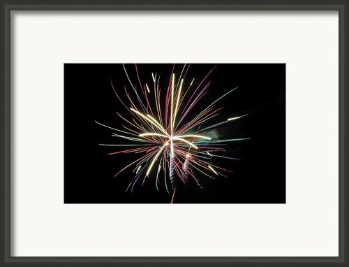 Celebration Framed Print By Gene Mckinley