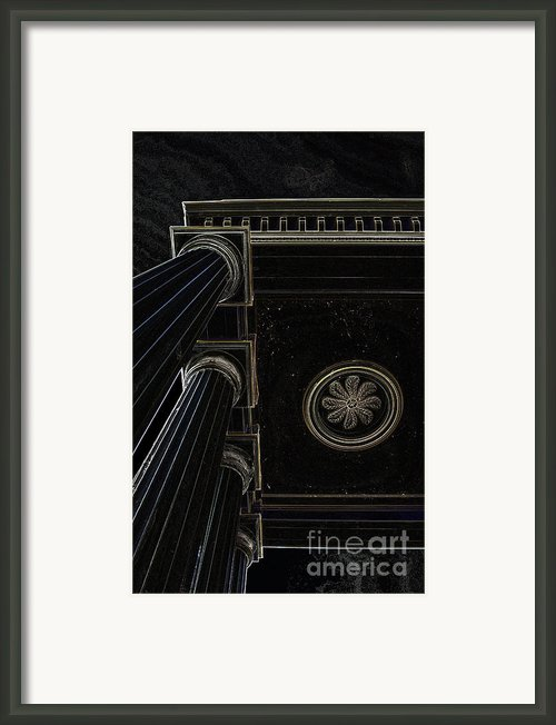 Celestial Pillars Framed Print By Inspired Nature Photography By Shelley Myke