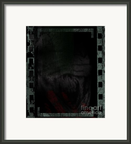 Censored Framed Print By Bedros Awak