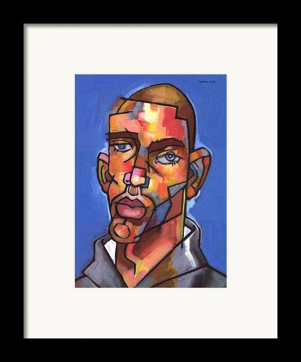 Channing Framed Print By Douglas Simonson