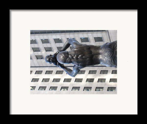 Charlotte Nc - 01132 Framed Print By Dc Photographer