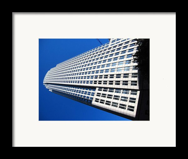 Charlotte Nc - 01135 Framed Print By Dc Photographer