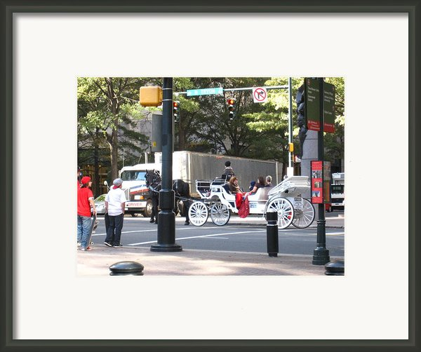Charlotte Nc - 12121 Framed Print By Dc Photographer