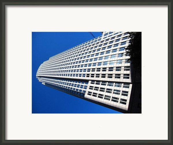 Charlotte Nc - 12125 Framed Print By Dc Photographer