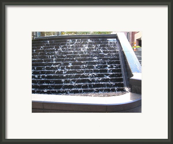 Charlotte Nc - 12126 Framed Print By Dc Photographer